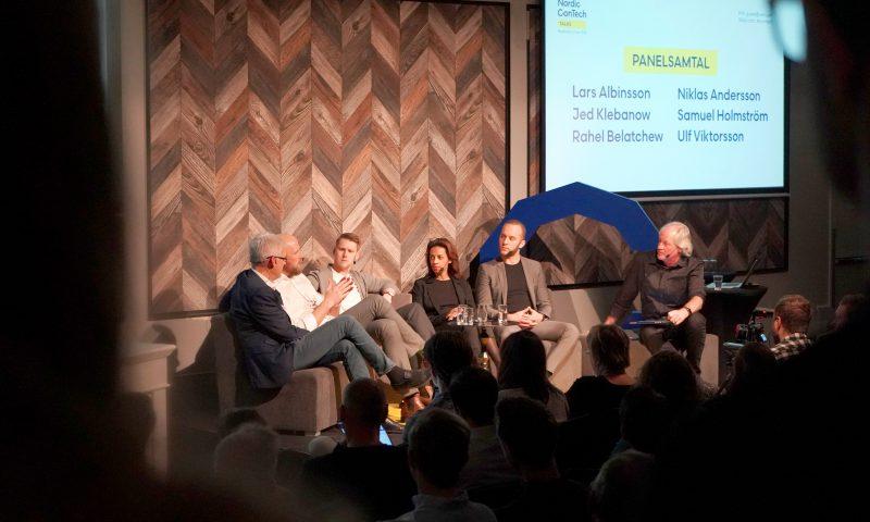 Panelbild ConTech Talks